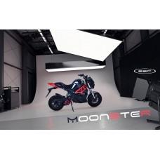 Электромотоцикл SR Monster центральный мотор