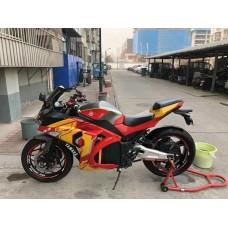 Электромотоцикл Yamaha R3