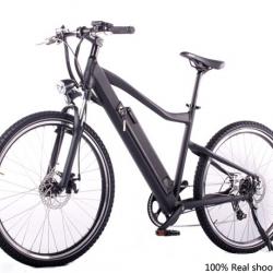 Электровелосипед взрослый Fashion Black 1000W