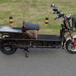 Гибридный грузовой скутер g-zoom