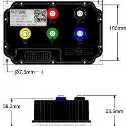 Контроллер Yuan Qu ND72450