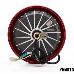Мотор-колесо Yuma Motor 10-дюймовый 1200 Вт