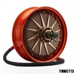 Мотор-колесо Yuma Motor 12-дюймовый 4000W Extreme