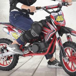 Электромотоцикл детский кроссовый MX Pro