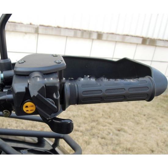 Электроквадроцикл SpyRus Hummer 2.0