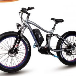 Электрический велосипед bafang max 250-350W