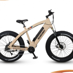 Электрический велосипед Q7 1000W