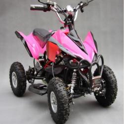 Электроквадроцикл детский SpyRus