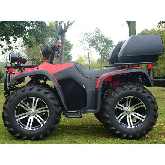 Электроквадроцикл HUMMER SpyRus