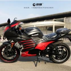 Электромотоцикл Kawasaki ZX-6 Ninja