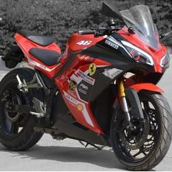 Электромотоцикл  Kawasaki Ninja SpyRus