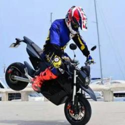 Электромотоцикл M5 straddle