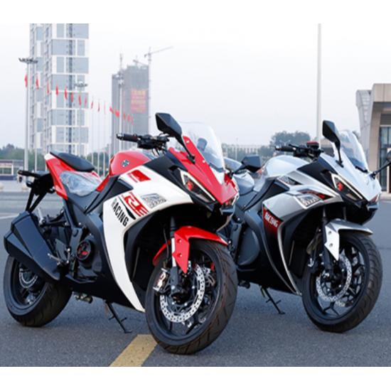 Электромотоцикл Yamaha R3 SpyRus