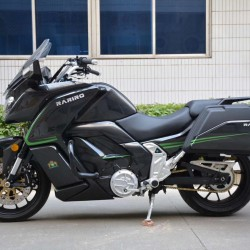 Электромотоцикл SpyRus Shadow