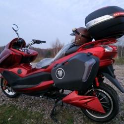 Макси скутер электро SpyRus Maximus T3