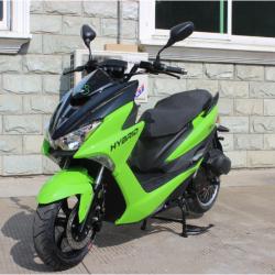 Гибридный скутер SpyRus N-max