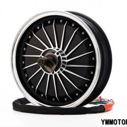 Мотор-колесо Yuma Motor 13-дюймовый 8000w Вт
