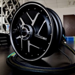 Мотор-колесо Yuma Motor 13-дюймовый Luxury Edition 8000w Вт
