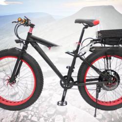 Высокоскоростной электрический горный велосипед мощностью 1500 Вт