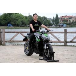 Электромотоцикл z1000 SpyRus Kawasaki